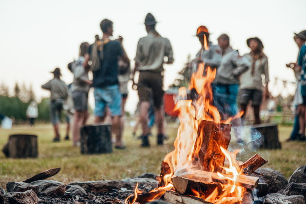 Pfadfinder Bielefeld Sommercamp